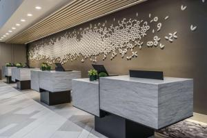 Hyatt Regency Grand Cypress Disney Area Orlando大厅或接待区