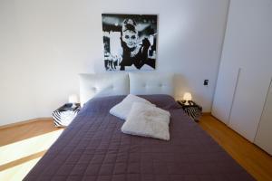 White Dream客房内的一张或多张床位