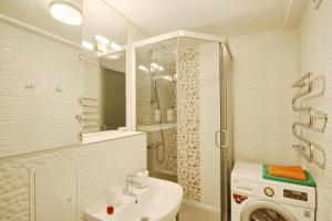 Park apartment的一间浴室