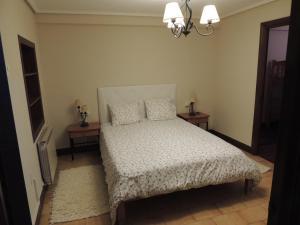 Chaoetxea客房内的一张或多张床位