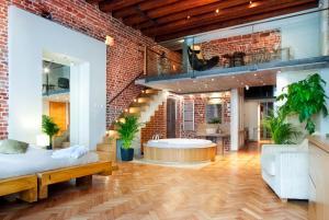 老城公寓酒店的一间浴室