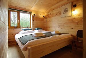 Freelodge - City & Nature客房内的一张或多张床位