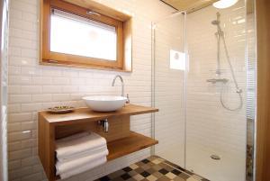 Freelodge - City & Nature的一间浴室