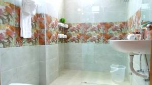Blobb Serviced Aparments的一间浴室