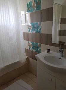 玛丽安娜酒店式公寓 的一间浴室