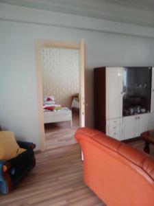Aisa 18 Apartment的休息区