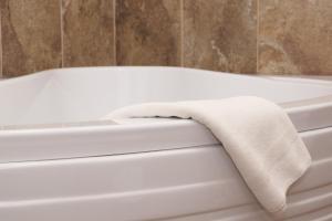 Denisa Apartamente的一间浴室