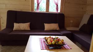 Vacation home SAJRA的休息区