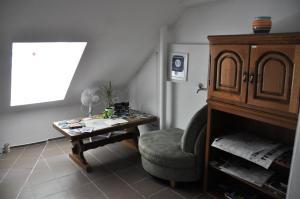 Simpli Apartments的休息区