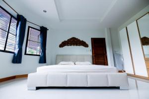 Sweet Escape客房内的一张或多张床位