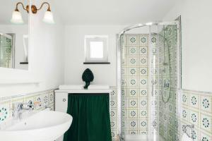 La Dimora的一间浴室