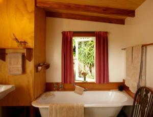 Te Hapu Coastal Cottages的一间浴室
