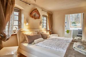 赫尔兹沃克奥宾公寓客房内的一张或多张床位