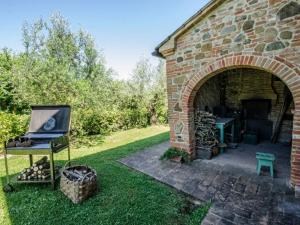 别墅提供给客人使用的烧烤设施