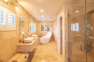 Villa Shang的一间浴室