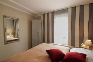 Villa Seerosen by Rujana客房内的一张或多张床位