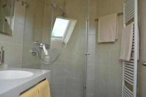 奥尔特尔酒店的一间浴室