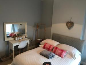 卡尔林公寓客房内的一张或多张床位