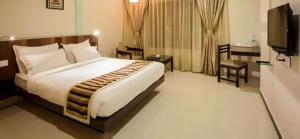 Gabriel Guest House客房内的一张或多张床位