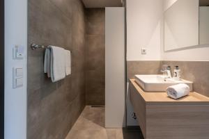 a2 HOTELS Denkendorf - Airport & Messe的一间浴室
