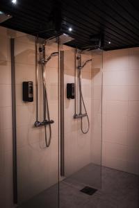 阿克努斯酒店的一间浴室