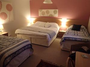 博兰德农场客房内的一张或多张床位