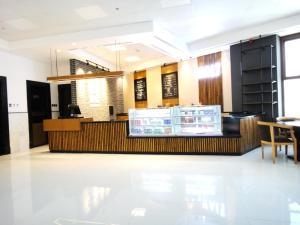 Al Jaddaf Star Residence大厅或接待区