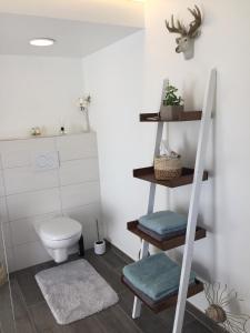 Schwarzwald Boutique-Apartment HAUS REHGARTEN的一间浴室