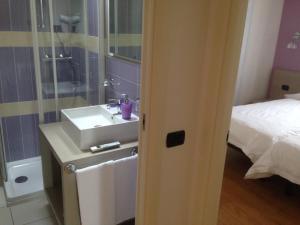 Residence CaFelicita的一间浴室