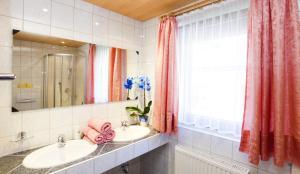 贝特霍尔德公寓的一间浴室