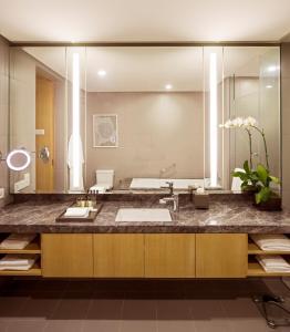 吉隆坡辉盛庭国际公寓的一间浴室