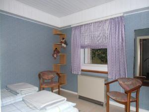 安德尔奎勒度假屋的休息区