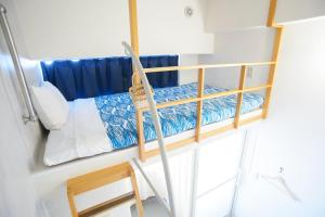 斯托尔可酒店客房内的一张或多张双层床