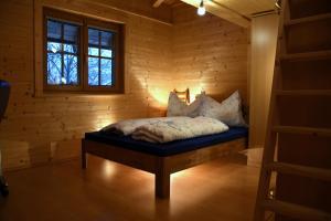 Haus Tabernig客房内的一张或多张床位