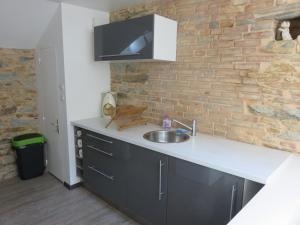 迷人公寓 - 城中心的厨房或小厨房