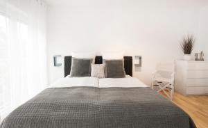 Victoria Apartments客房内的一张或多张床位