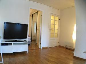 YM40公寓的电视和/或娱乐中心