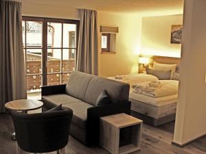 兹维克潘森酒店的休息区