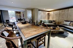 Vicolo del Cinque Terrace Apartment的厨房或小厨房