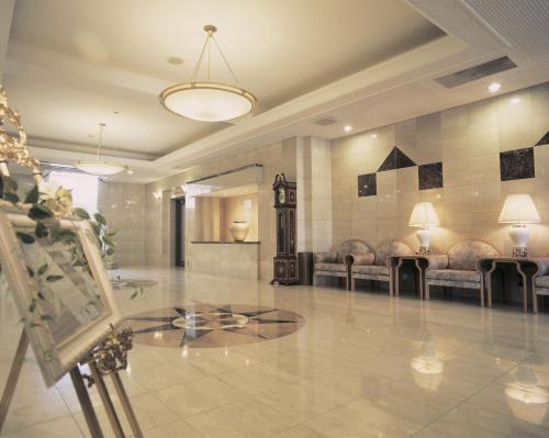 蒙塔涅松本酒店 餐厅或其他用餐的地方