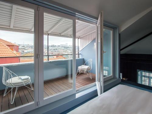 阿尔克凯里公寓客房内的一张或多张床位