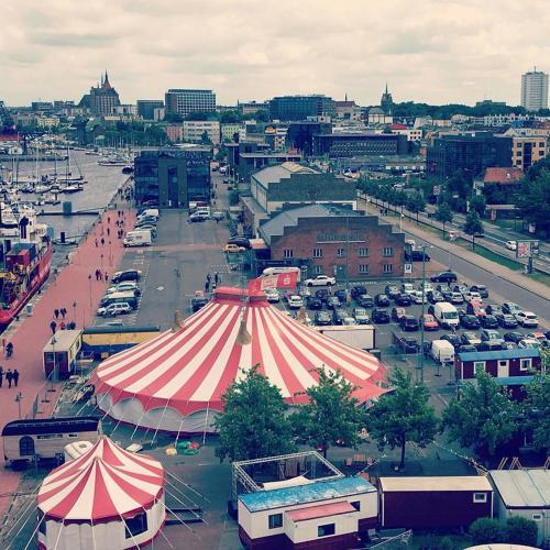 Circus Fantasia鸟瞰图