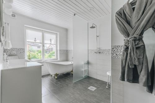 马林赫姆公寓的一间浴室