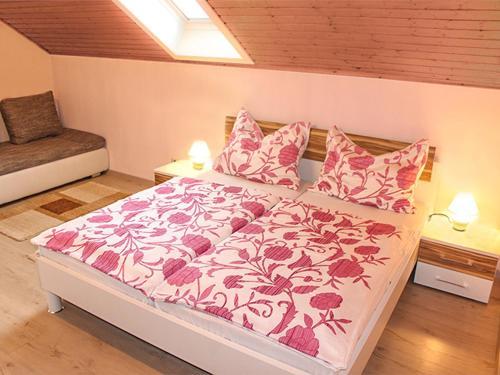 Ferienwohnungen Brezjak客房内的一张或多张床位