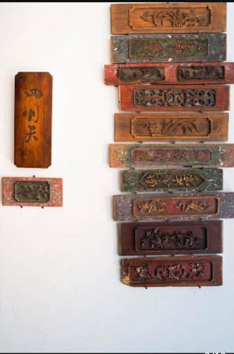 苏州小眸园民国古董公馆 的证书、奖牌、标识或其他文件