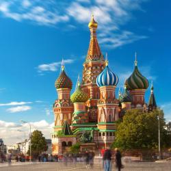 莫斯科 3763间公寓