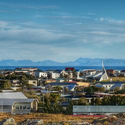Njarðvík 5家酒店
