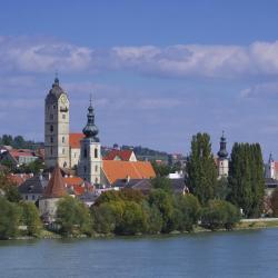 多瑙河畔克雷姆斯 4家旅馆