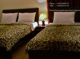 Crystal inn Guest House karachi