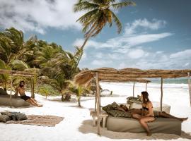 图伦海滩Spa度假酒店